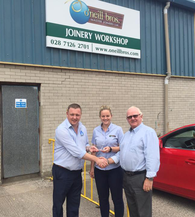O'Neill Brothers Master Joiners